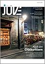 Cover für JUVE Magazin Heft Juli/August 2021