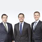 Heiner Feldhaus, Sebastian Olk, Tilmann Gütt